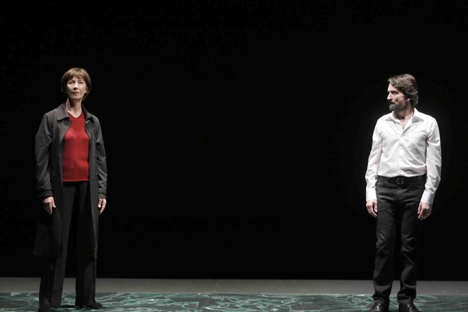 Femme non-rééducable - Critique sortie Théâtre Paris Théâtre de l'Atelier