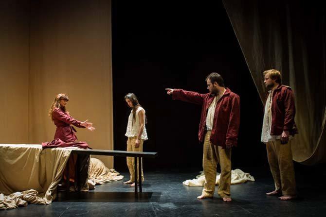L'Ile des esclaves - Critique sortie Théâtre Paris Studio-Théâtre de la Comédie-Française