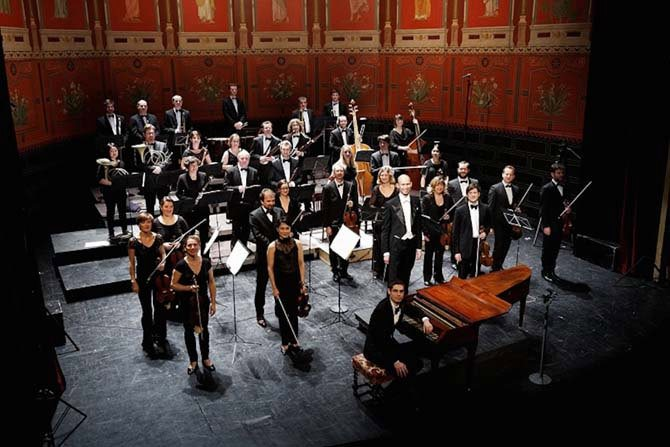 Ensemble Le Palais Royal - Critique sortie Classique / Opéra Paris Salle de l'Ancien Conservatoire