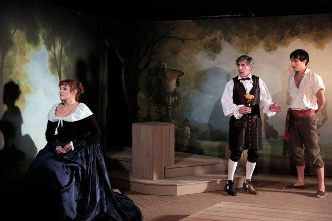 Le Legs - Critique sortie Théâtre Paris Théâtre de Poche-Montparnasse