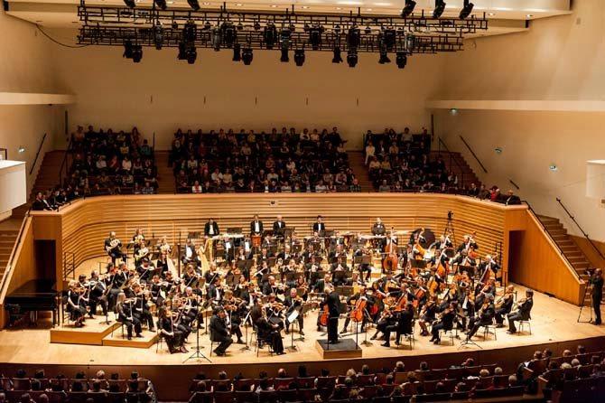 Orchestre national d'Île-de-France - Critique sortie Classique / Opéra Vélizy-Villacoublay L'Onde