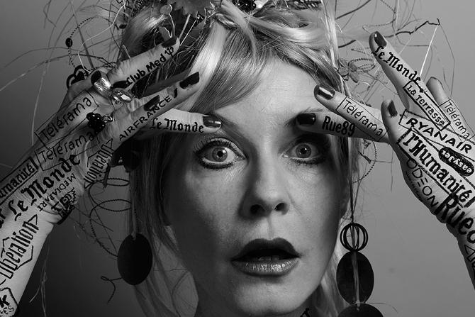 Portraits : La Spectatrice et L'Estivante - Critique sortie Théâtre Paris THEATRE DU LUCERNAIRE
