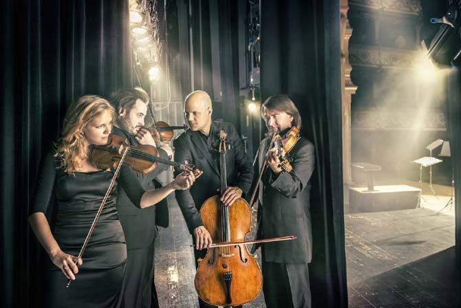 Quatuor Artemis - Critique sortie Classique / Opéra Paris Salle Pleyel
