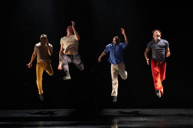 Ce n'est pas la fin du monde - Critique sortie Danse Bezons Théâtre Paul Eluard