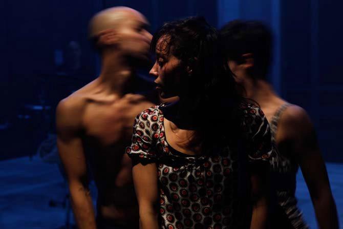 Deux fois Sylvain Groud - Critique sortie Danse Montigny-le-Bretonneux __Théâtre de Saint-Quentin en Yvelines