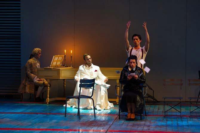 La pleine jeunesse de Don Giovanni - Critique sortie Classique / Opéra _Châtenay-Malabry Théâtre de la Piscine