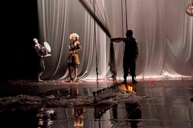 La Fausse Suivante ou le Fourbe puni - Critique sortie Théâtre Nanterre Théâtre Nanterre-Amandiers