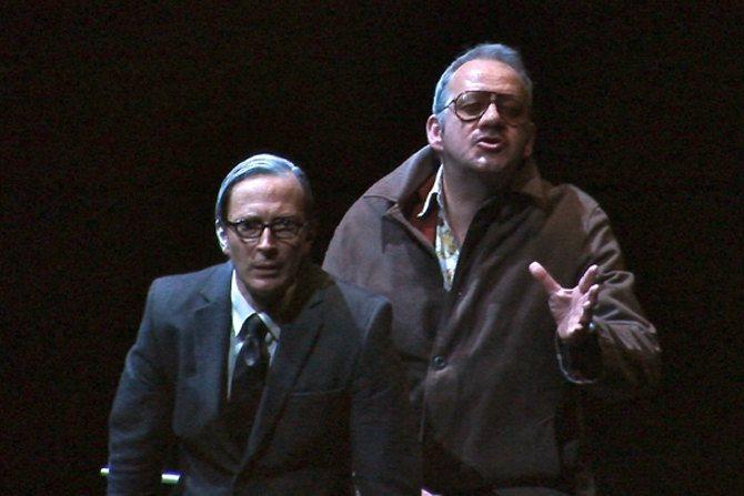 Les Insatiables - Critique sortie Théâtre St-Quentin-en-Yvelines Scène nationale de St-Quentin