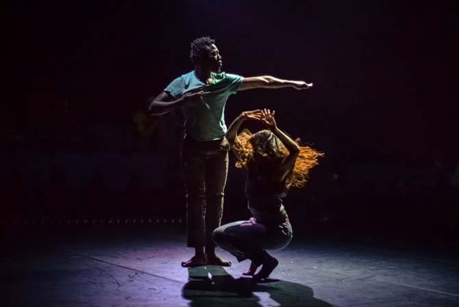 Les Rencontres Chorégraphiques Internationales de Seine-Saint-Denis - Critique sortie Danse Seine-Saint-Denis