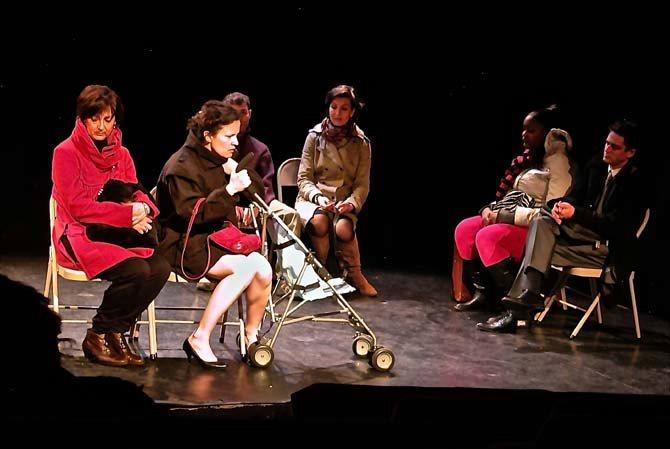 Avant la nuit - Critique sortie Théâtre Paris Manufacture des Abbesses