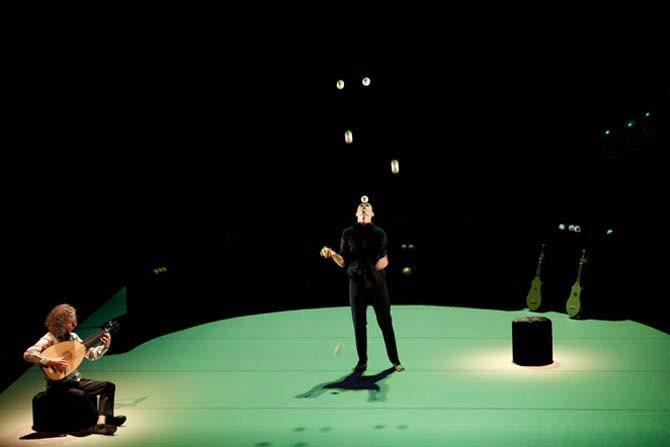 Bach en balles - Critique sortie Théâtre Vanves Théâtre de Vanves