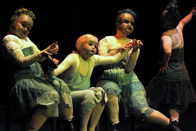 Cendrillon - Critique sortie Danse Sceaux Les Gémeaux - Scène Nationale