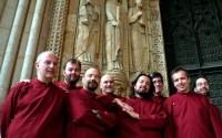 L'ensemble Diabolus in Musica redonne vie à la musique du temps de Saint Louis en la Sainte-Chapelle. © Gérard Proust