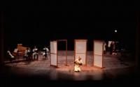 Le Docteur Sangrado, opéra bouffe d'Edigio Duni proposé par l'équipe des Monts du Reuil au Festival Jean de La Fontaine de Château-Thierry. © Florent Mayolet