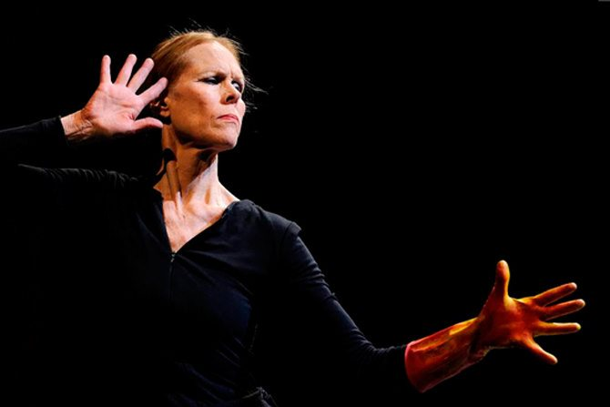 June Events - Critique sortie Danse Paris CARTOUCHERIE