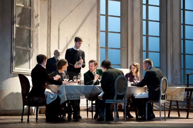 Le Misanthrope - Critique sortie Théâtre Paris Comédie-Française Salle Richelieu