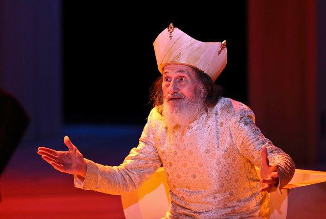 Le Roi Lear - Critique sortie Théâtre Paris Théâtre de la Ville