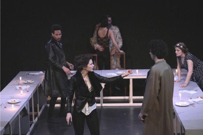 Looking for Hamlet - Critique sortie Théâtre Paris Théâtre de Belleville