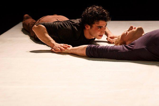 Nocturne #2 - Critique sortie Danse Tremblay-en-France Théâtre Louis Aragon