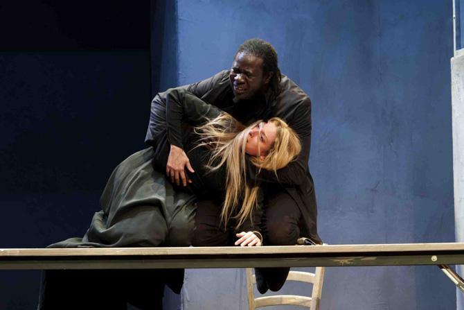 Othello - Critique sortie Théâtre Paris Théâtre du Vieux-Colombier