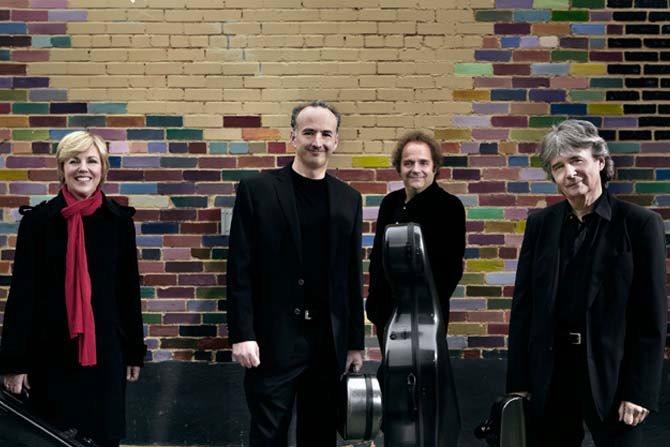Quatuor Takacs - Critique sortie Classique / Opéra Paris Théâtre de la Ville