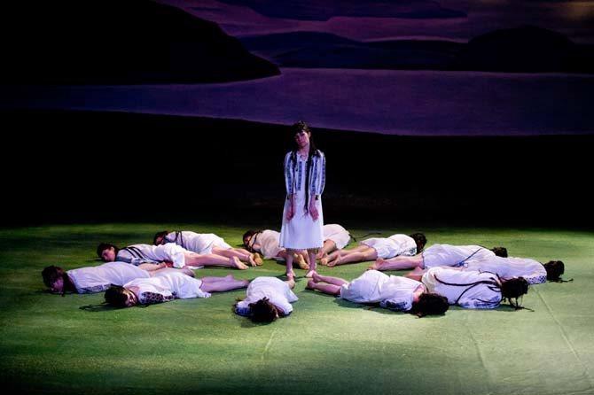 Sacre #197 et Sacre #2 - Critique sortie Danse Paris Centre Pompidou