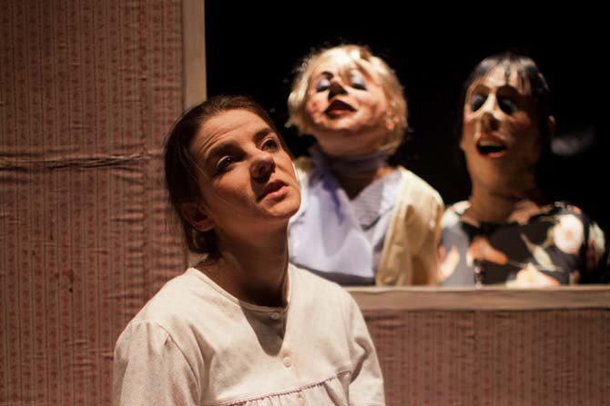 Scènes ouvertes à l'insolite - Critique sortie Théâtre Paris Le Mouffetard