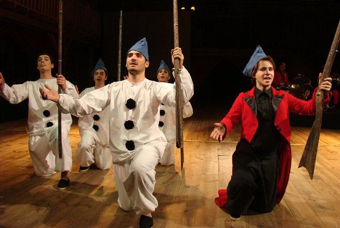 Festival Théâtre en mai - Critique sortie Théâtre DIJON THEATRE DIJON BOURGOGNE