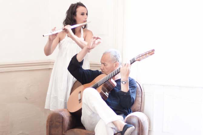 Ninon Valder et Colacho Brizuela - Critique sortie Jazz / Musiques Paris _Le Baiser Salé