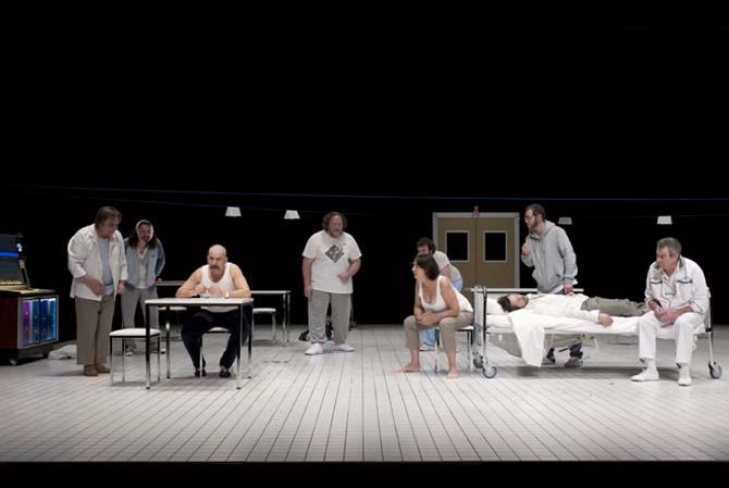 Cyrano de Bergerac - Critique sortie Théâtre Paris THEATRE DE L'ODEON