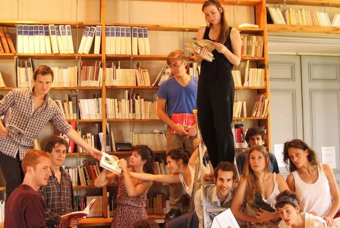 5ème édition du Festival des écoles du théâtre public - Critique sortie Théâtre Paris CARTOUCHERIE