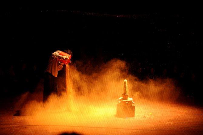 Furies - Critique sortie Théâtre Châlons-en-Champagne Grand jard