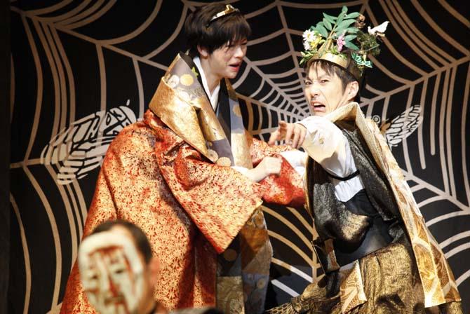 Macbeth - Critique sortie Théâtre Paris Maison de la Culture du Japon