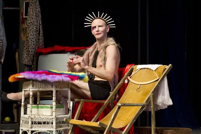 Palermo Palermo - Critique sortie Danse Paris Théâtre de la Ville