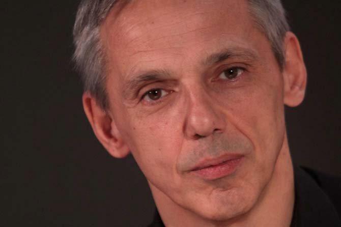 Raoul Lay, compositeur et directeur musical de Télémaque.  © Agnès Mellon