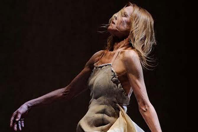 Danser pour ouvrir la perception - Critique sortie Danse Paris CARTOUCHERIE