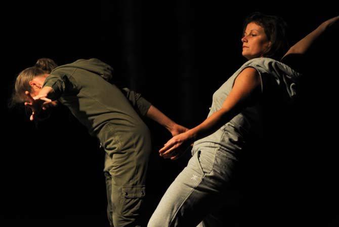 danse – la matière - Critique sortie Danse Paris Atelier de Paris-Carolyn Carlson