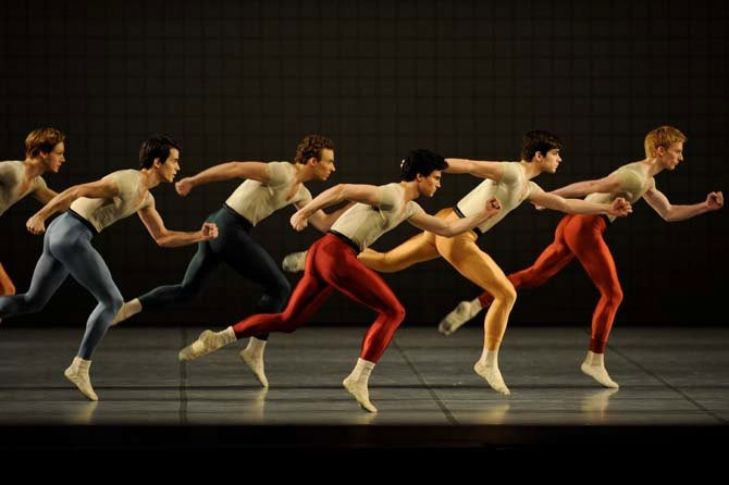 San Francisco Ballet - Critique sortie Danse Paris Théâtre du Châtelet