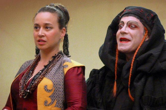 La Tragédie de Siâvosh - Critique sortie Théâtre Paris Théâtre de l'Epée de Bois