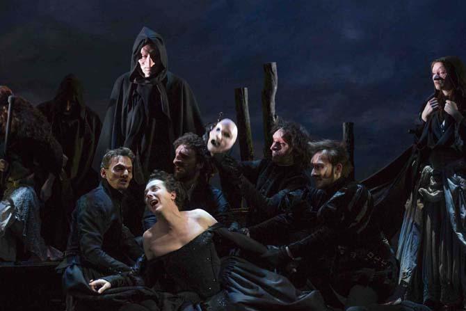 Lucrèce Borgia - Critique sortie Théâtre Paris Comédie-Française