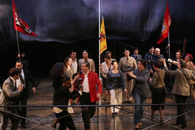 Macbeth - Critique sortie Théâtre Paris Théâtre du Soleil