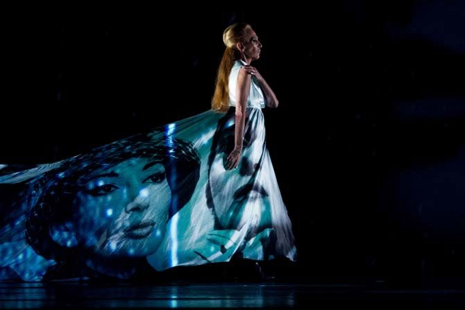 Paixão e Fùria : Le mythe Callas - Critique sortie Danse Paris Théâtre des Champs-Élysées