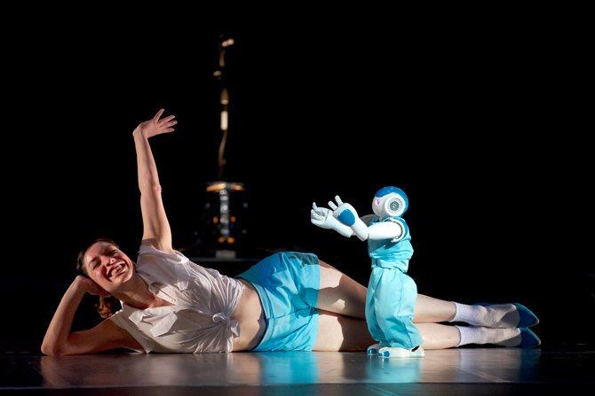 Vaison Danses - Critique sortie Danse Vaison-la-Romaine Théâtre antique