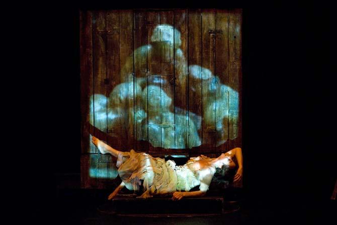 Camille Claudel l'interdite - Critique sortie Avignon / 2014 Avignon L'Albatros Théâtre
