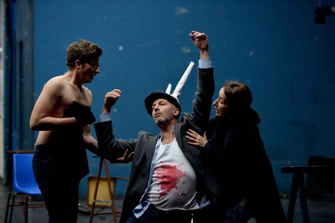 Ce soir on improvise - Critique sortie Avignon / 2014 Villeneuve-lès-Avignon au verger