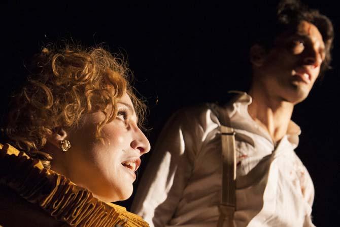 Solal, un cri d'amour - Critique sortie Avignon / 2014 Avignon Théâtre de L'Albatros