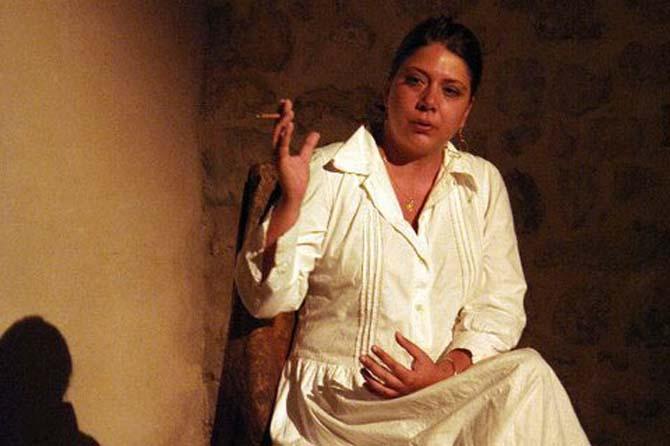 D'Aurore Dupin à George Sand / De Profundis - Critique sortie Avignon / 2014 Avignon Théâtre Pixel Avignon