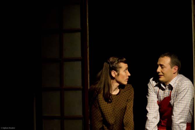 Dans les chaussures d'un autre - Critique sortie Avignon / 2014 Avignon Théâtre La Luna