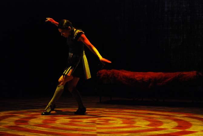 Dorothy - Critique sortie Avignon / 2014 Avignon CDC - Les Hivernales