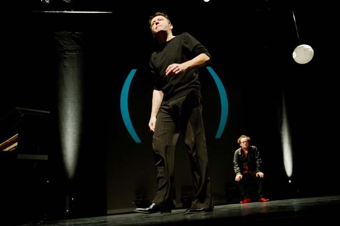 Inoffensif [Titre provisoire] - Critique sortie Avignon / 2014 Avignon Théâtre Girasole